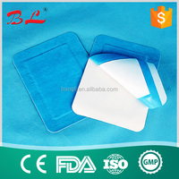 hydrogel pain relief hot patch ,cold & hot wound dressing, medical device with FDA