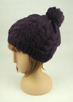 Summer Ladies hot sale fashion custom knitted beanie hat