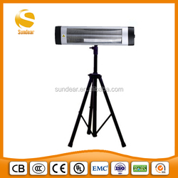 free standing portable infrared heater with CE/CB approved