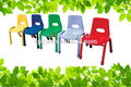 2013 vendas hot kid's cadeira de plástico, colorido cadeira, pré-escolar cadeira, mobília do miúdo