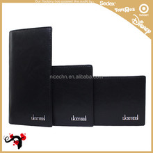 China supplier men's genuine leather wallet to import
