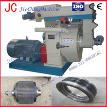 CE ring die Wood Pellet Machine,Wood pellet mill With Soft electricity start box