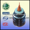 Power Cable Specifications 110kV Copper XLPE Insulated PVC 1*500mm2 From State Grid
