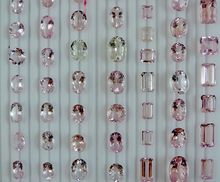 (IGC) Natural Loose Pink Morganite Gemstones At Wholesale Price
