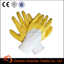 direct buy china 13g nitrile coated glove, nylon glove, personal safety equipment