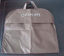 Non woven Folding shopping Usage Garment Bags