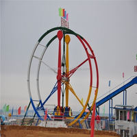 Best quality ferris ring car for adults entertainment with lowest price