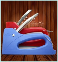 2015GuanDong Heavy Duty Tacker Staple Gun/staple gun tacker 4-8mm JD-18003-2