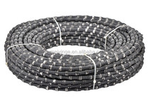 High efficiency 11.5mm Diamond Wire Used For Cutting Granite/diamond Rope Saw /wire Rope Cutter