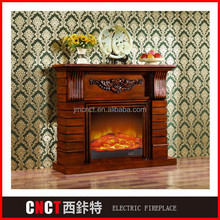 cheap electric fireplace marble top