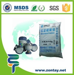 Industrial Grade Precipitated Barium Sulfate (Baso4) for Coatings