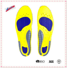 liaoning kaisai PU insole for sports shoes anti slip reduce pressure insole