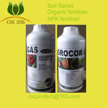 Alghe concime ascophyllum nodosum fertilizzante per le piante/fertilizzante organico