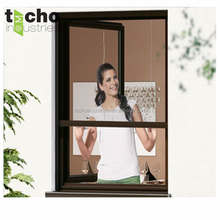 2015 Cheapest Rolling Insect Screen Window without brake