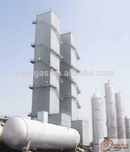 liquid oxygen plant with cryogenic technology