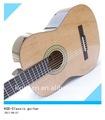 """Guitarra clásica de 39 """" abeto"""