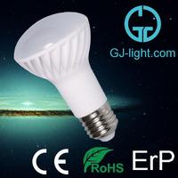 ac 220v 110v beautiful 7w 10w ceramic e27 r80 led bulb