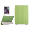 Three Folio Flip Durable Leather flip stand leather case for iPad Air 2