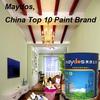 Low VOC Tea Garden Formaldehyde-free Healthy Interior Wall Paint