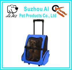 High Quality Oxford Pet Carrier with Wheels