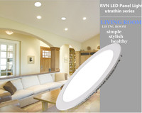 Energy saving and high efficiency flat led panel 18W 85-265v