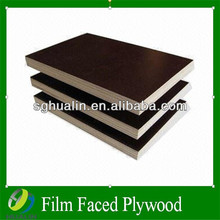 Red/Black/Brown Film Faced Plywood for construction,Concrete Shuttering plywood for construction,Wood construction material