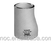 Japan quality stainless steel eccentric reducer butt weld