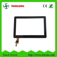 China producer offer lcd touch screen 5 inch for tablet pc