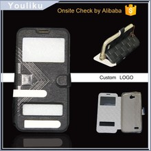 trendy hot products pu leather phone case for huawei,custom logo mobile phone accessories factory