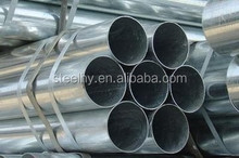 1/2 - 14 Inch Hot Dipped Galvanized Steel Pipe / Tubes