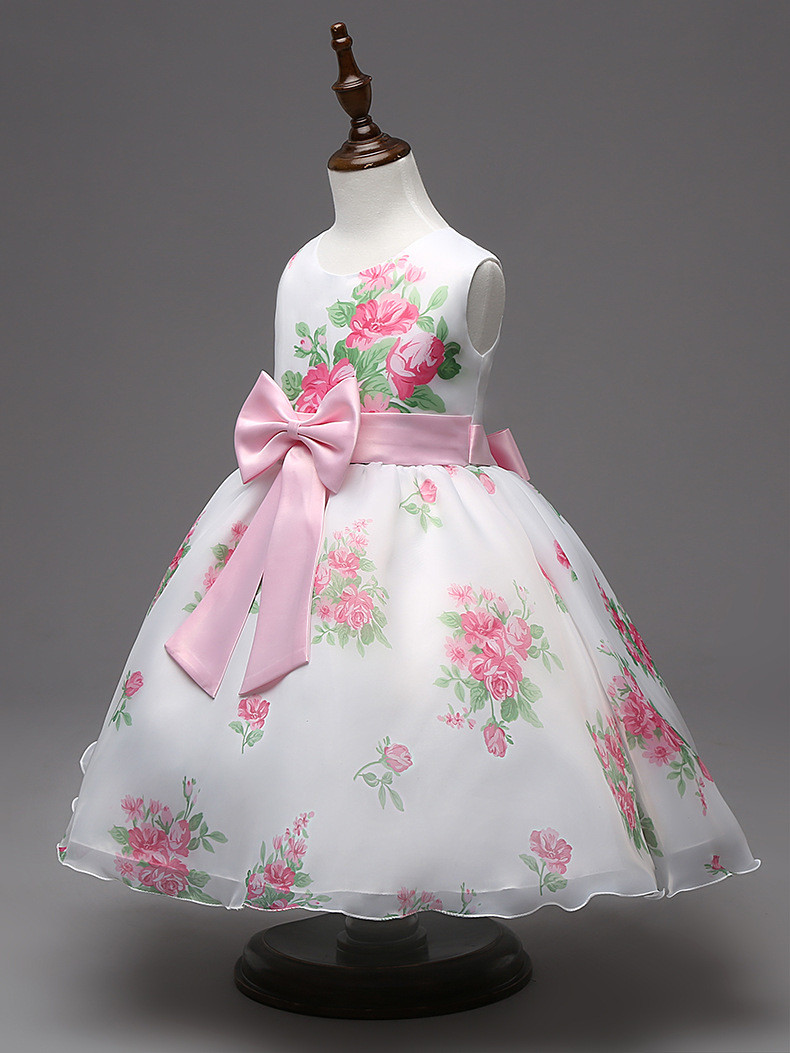 Baby Girl Party Dress Children Frocks Designs Fashion Kids Party ...