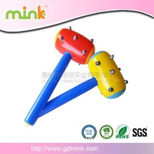 Hot sales Kids inflatable toys ,Huizhou Mink Inflatable plastic hammer with good priec