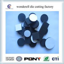neoprene rubber black foam padding rubber die cutting