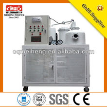 DYJ affordable waste motor oil recycling machine cheap fish solvent inkjet ink filter