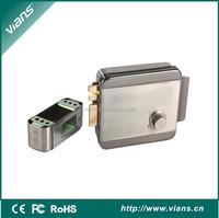 Hot selling factory price Mute electric rim lock