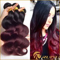 cheap virgin malaysian hair remy hair weaving 99j