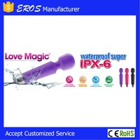 Smooth And Comfortable Sex Strong 10 Speed Magic Wand iWand Massage Vibrator For Sale On Line