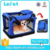 Comfort Travel portable pet carrier sling/dog carry bag/pets carry bag luxury