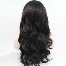 Wholesale High Quality Fashion Woman Synthetic Wigs Kanekalon Hair Wig On Sale Beautiful Hair Charming Amazing synthetic wig