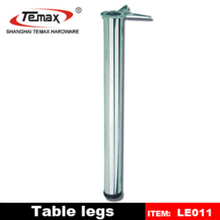 New Decorative round assembled table leg