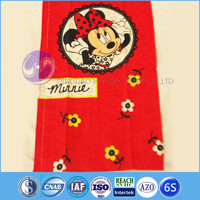 "china wholesale disney"" audited factory Christmas printed cotton kitchen towel"