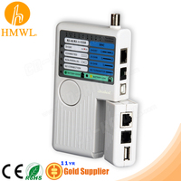 Good Quality 4 IN1 Remote Network Coaxial Cable Tester