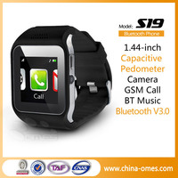 Alibaba Express 1.44 inch Android mtk 6260 Latest Wrist Watch Mobile Phone