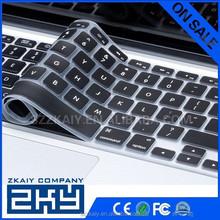 "High Quality Custom Logo Printing Silicone Laptop Keyboard Cover Skin For MacbookAir Pro 11""13"" 15"""