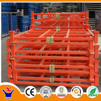 high quality commercial metal 4 storage tire rack