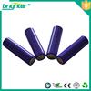 3.7v 2200mah green rechargeable 18650 li-ion battery