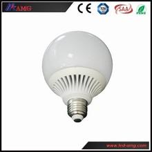 china supplier energy saving e27 aluminum body led bulb 10w G95 10w