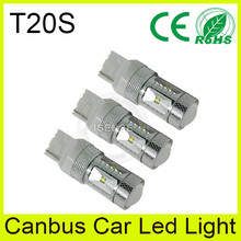 For toyota crown royal salon new products t20 led canbus, 7740 led car bulbs, led back-up light