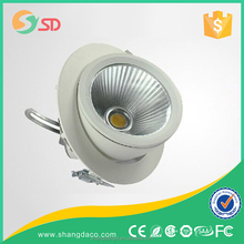 2015 Hot sell UK AU market fire rated SGS90mins 5W 7W 10W LED downlight IP65 Waterproof ceiling recessed led down light