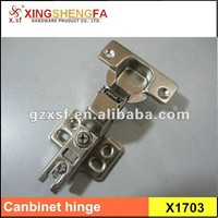 80g cabinet door hinges for cabients,furniture with soft close X1703